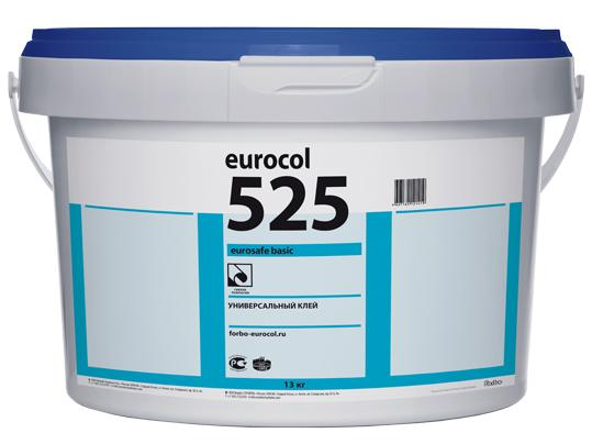Водно-дисперсионный клей 525 EUROSAFE BASIC